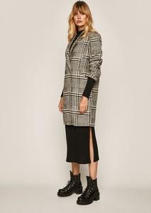 Płaszcz Medicine z wełny w stylu casual
