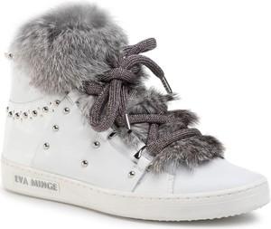 Sneakersy Eva Minge sznurowane