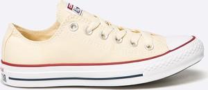 Beżowe buty damskie converse all star, kolekcja wiosna 2020