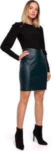 Czarna spódnica MOE mini