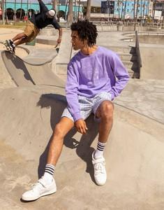 Bluza Adidas Originals z dresówki