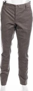 Brązowe spodnie At.P.Co ze sztruksu