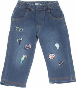 Niebieskie jeansy dziecięce Ice Girl dla chłopców