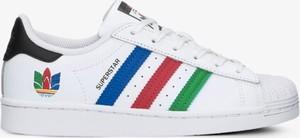 Buty sportowe dziecięce Adidas sznurowane dla chłopców