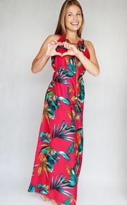 Sukienka Endoftheday maxi w stylu boho bez rękawów