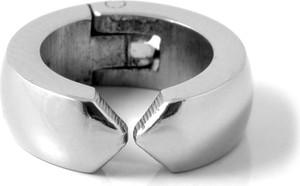 Trendhim Okrągły stalowy kolczyk