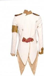 Marynarka The Frock w militarnym stylu z żakardu