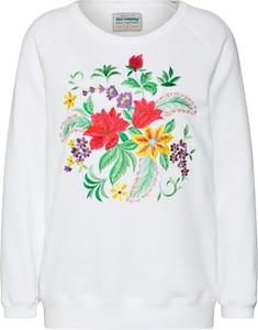 Bluza Best Company z bawełny krótka