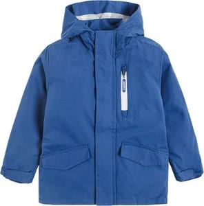 Niebieska kurtka dziecięca Cool Club dla chłopców