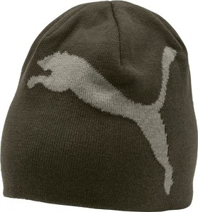 Zielona czapka Puma