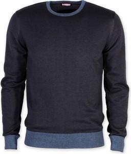Granatowy sweter Willsoor