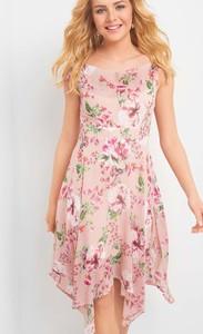 Sukienka ORSAY w stylu boho bez rękawów z tkaniny