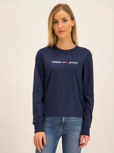 Bluzka Tommy Jeans w stylu casual