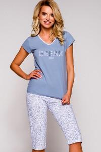 Niebieska piżama Taro