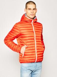 Pomarańczowa kurtka Colmar w stylu casual