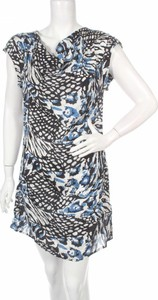 Sukienka Selected mini prosta z krótkim rękawem
