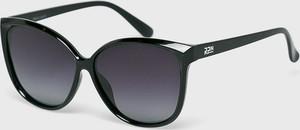 Granatowe okulary damskie Answear