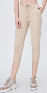 Spodnie Sinsay z dresówki w stylu casual