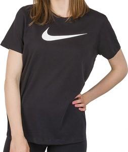 Bluzka Nike z bawełny z krótkim rękawem
