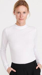 T-shirt Reserved z długim rękawem w stylu casual