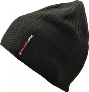 Czarna czapka Stylion
