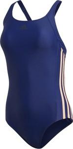 Niebieski strój kąpielowy Adidas Performance