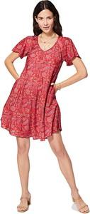Sukienka Ipanima z dekoltem w kształcie litery v mini