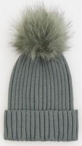 Turkusowa czapka Mohito