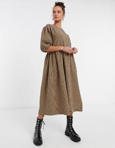 Sukienka Monki midi z bawełny