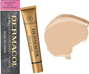 Dermacol Make-Up Cover | Podkład kryjący - kolor 211 - 30g - Wysyłka w 24H!