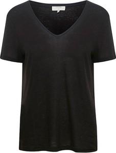 Czarna bluzka Cream w stylu casual
