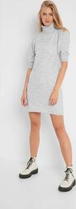 Sukienka ORSAY z długim rękawem mini z wełny