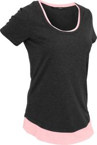 Czarny t-shirt bonprix bpc bonprix collection