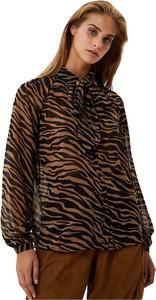 Brązowa koszula Liu-Jo w stylu casual