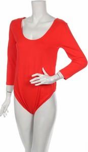 Czerwona bluzka Gap w stylu casual