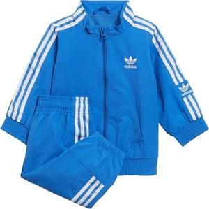 Dres dziecięcy Adidas Originals w paseczki