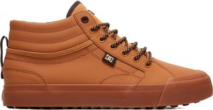 Buty Evan Smith Hi High-Top Winter DC Shoes (wheat/dark chocolate)