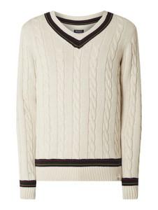 Sweter McNeal z bawełny