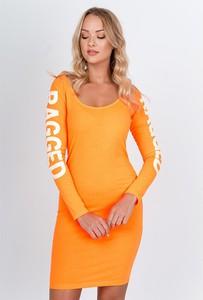 Sukienka ZOiO.pl w stylu casual mini bombka