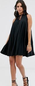 Sukienka Asos mini bez rękawów