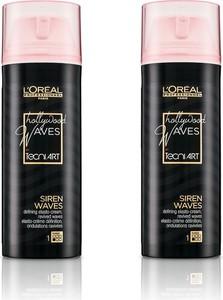 L'Oreal Paris Loreal Hollywood Waves Siren Waves - kremowy żel do loków 150ml x2 - Wysyłka w 24H!