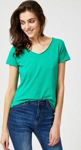 T-shirt Moodo z bawełny