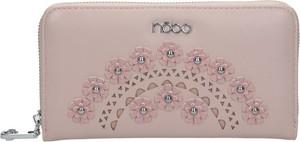 Różowy portfel NOBO