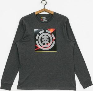 Koszulka z długim rękawem Element z nadrukiem z długim rękawem