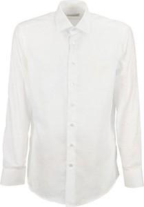 Koszula Etro z bawełny z kołnierzykiem button down