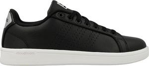 Czarne trampki dziecięce Adidas sznurowane