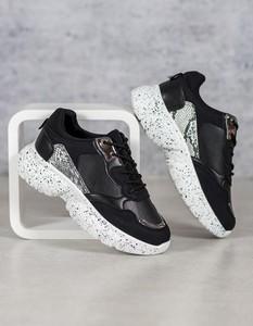 Sneakersy Czasnabuty na platformie