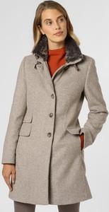 Płaszcz Franco Callegari w stylu casual