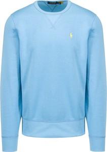 Niebieska koszulka polo POLO RALPH LAUREN