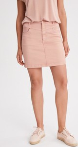 Różowa spódnica Diverse mini
